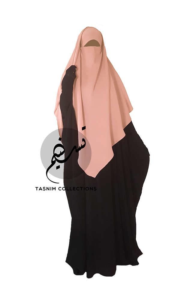 khimar wear for muslim women A guide to muslim veils  black is the preferred color in public, but women often wear colorful versions at home or at the mosque  khimar: this is the third term, along with hijab and.